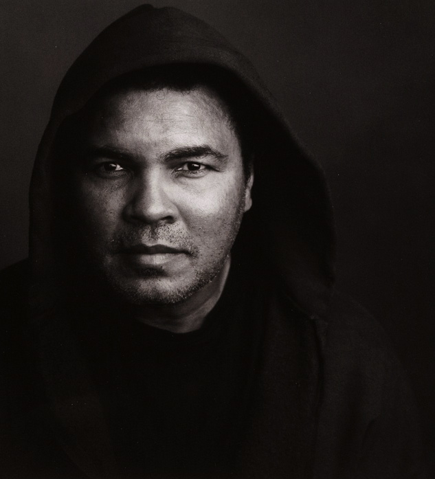 muhammad ali portrait - Version 2