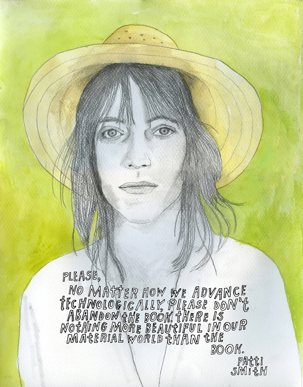 books patti smith