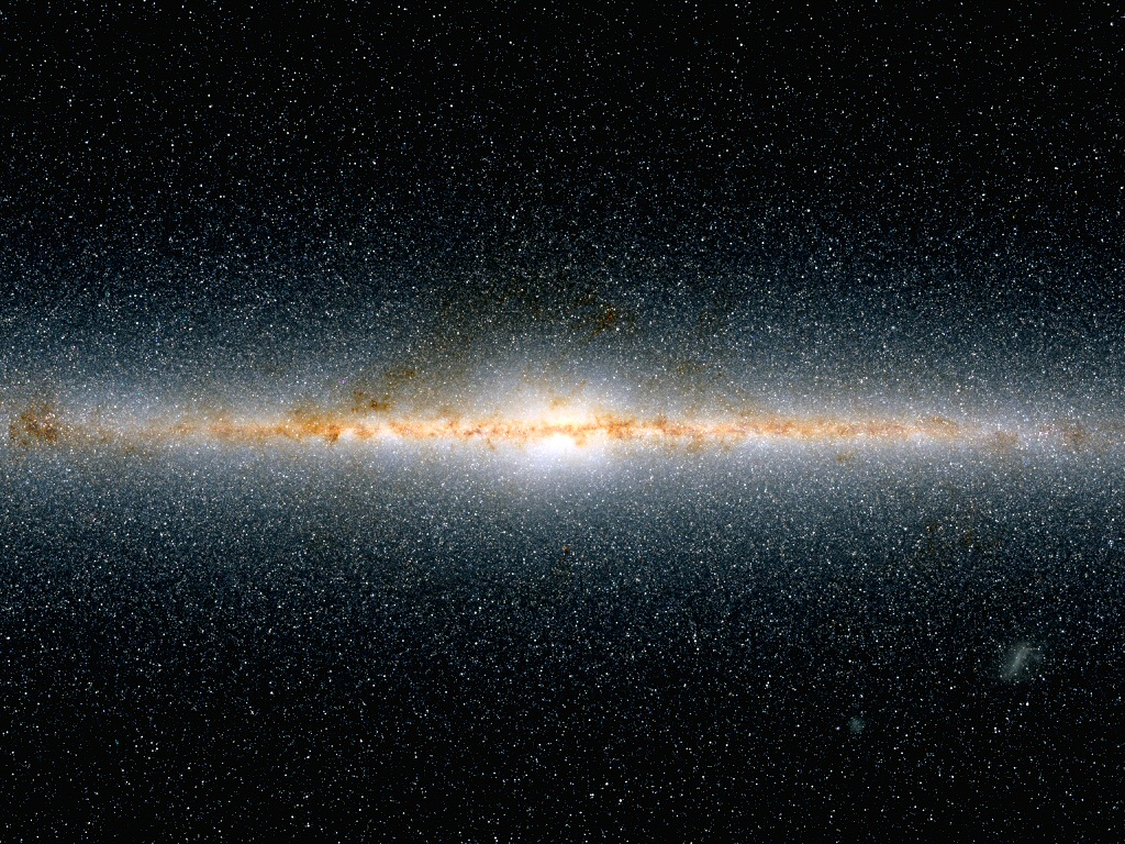 z Milky Way Galaxy