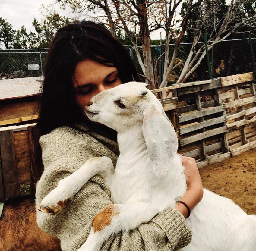 alya camacho goat love..