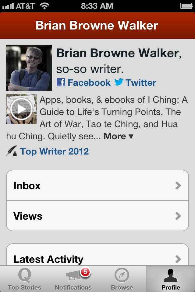 brian browne walker once and future quora top writer nsa marc bodnick adam d'angelo giggle